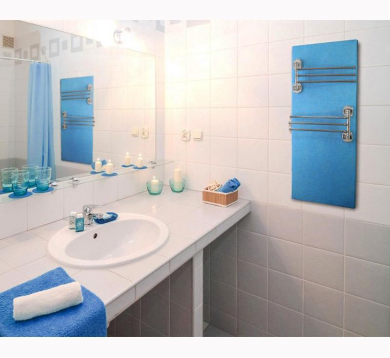 Фото полотенцесушитель uden-s в ванной