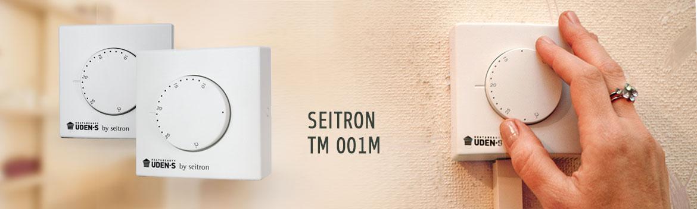 Изображение механический терморегулятор Seitron